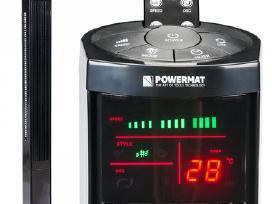 """Ventiliatorius """"Powermat"""" 90w, 66€"""