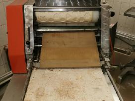 Sausainių formavimo mašina jansen