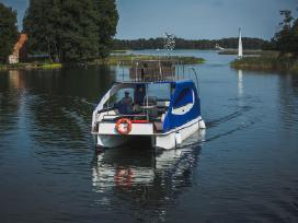 Keleivinis vidaus vandenų laivas