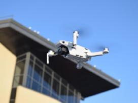 Mavic Mini dronai Nauji, 24mėn garantija