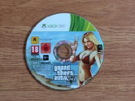 Gta5 xbox360 install disc only