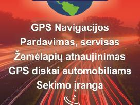 Navigacijos, žemėlapiai, atnaujinimas, remontas