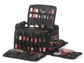 Krepšiai nagų kosmetikai
