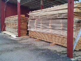 Džioviname medieną, pjauname, obliuojame