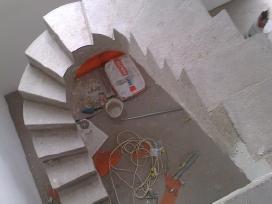 Betoniniu laiptu gamyba,projektavimas - nuotraukos Nr. 2