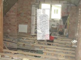 Statybos ir apdailos darbai