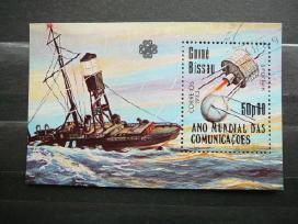 Kosmosas Laivai G. Bissau antsp. blk834