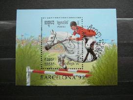 Olimpines Barselona Arkliai Kambodzia antsp blk839