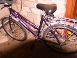 Parduodu moterišką dviratį