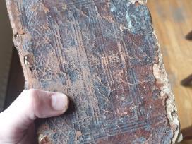 Postinkunabulas. Biblija, 1510 m. Lionas