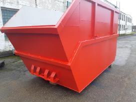Statybinių atliekų konteineriai,gamyba