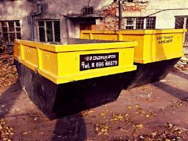 Savikrovis - Atliekų išvežimas - Savivartis