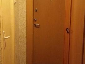 Nuomojamas 2 kambarių geras butas.