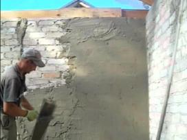 Betonavimas ir kiti statybos darbai.