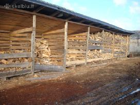 Malkos ir statybinė mediena