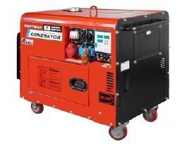 Dyzelinis elektros generatorius 10kw