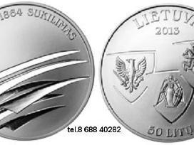 Lietuviškos kolekcinės monetos(sidabras)