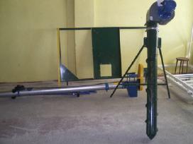 Mobilus grūdų ventiliatorius,ventiliatoriai Acijos