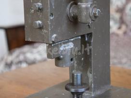 Presai stampavimui juvelyrams detaliu islenkimuj - nuotraukos Nr. 3