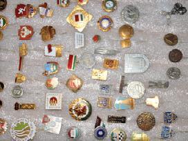 Perku ženkliukus, ženkliuku kolekcijas - nuotraukos Nr. 2