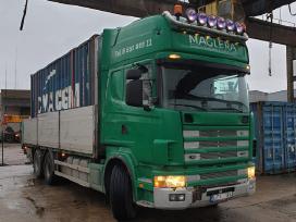 Fiskaro paslaugos,krovinių gabenimas