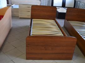 Nauja viengulė lova 90x200, 80x200