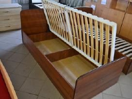 Nauja viengulė lova 90x200, 80x200 - nuotraukos Nr. 3