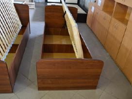 Nauja viengulė lova 90x200, 80x200 - nuotraukos Nr. 5