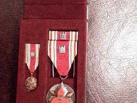 Perku ordinus, medalius, apdovanojimus