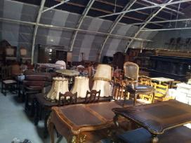 Senovinių ,antikvarinių ir naudotų baldu sandelys - nuotraukos Nr. 6