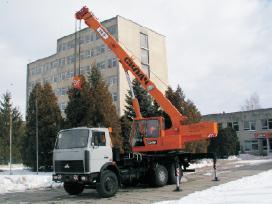 Autokrano nuoma Vilniuje, Krano Nuoma, nebrangiai