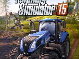 Farming Simulator 15 Ps4 PS3 Xbox 360 Xbox One