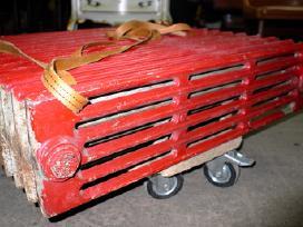 Antikvariniai špižiniai radiatoriai