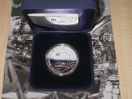 20 Eur Struvės geodeziniam lankui (sidabras)