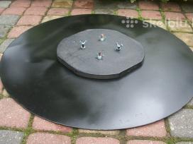 Technika/medžagos betonavimui-viskas ko reikia
