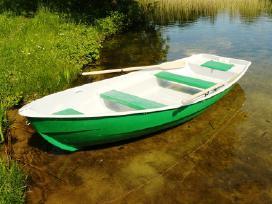 Plastikinė valtis Šamas 420 Vip (pilnai dviguba)