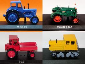 Тракторы: История, люди, машины.