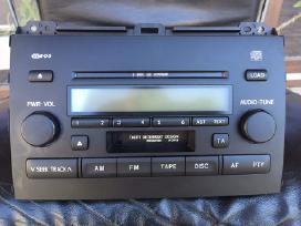 Toyota Lc120 audio aparatura/ CD keitiklis