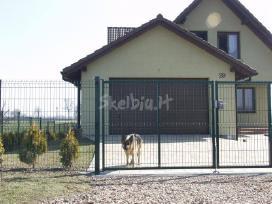 Tvoros segmentinės,tinklinės vartai,montavimas