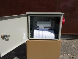 Kabelis varinis Cyky 5x10 - 3.80 Eur