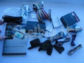 Automobilių apsaugos sistemos