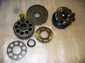 Hidraulinių siurblių ir hidromotorų remontas dalys