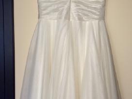 Laiminga vestuvine suknele. 46 d., dramblio k. sp.