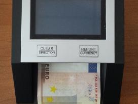 Nauji ir naudoti kasos aparatai,eurų detektoriai
