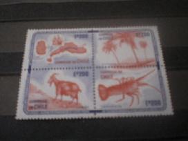 """Parduodu Čilės pašto ženklus tema """"fauna """""""