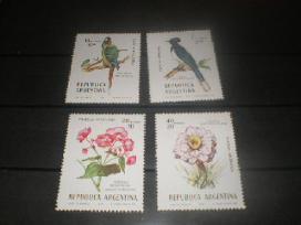 "Parduodu Argentinos pašto ženklus tema ""fauna """