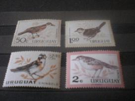 "Parduodu Urugvajaus pašto ženklus tema ""fauna """