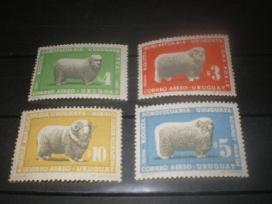 """Parduodu Urugvajaus pašto ženklus tema """"fauna """" - nuotraukos Nr. 7"""