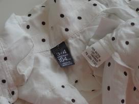 Marškinėliai mergaitei (zara, Old Navy)