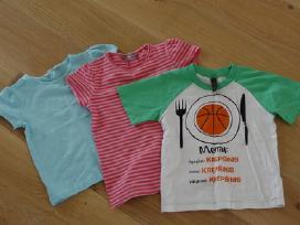 Įvairios maikutės, vaikams (oxox, Adidas, Ucb)